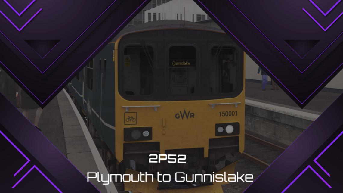 2P52 Plymouth to Gunnislake