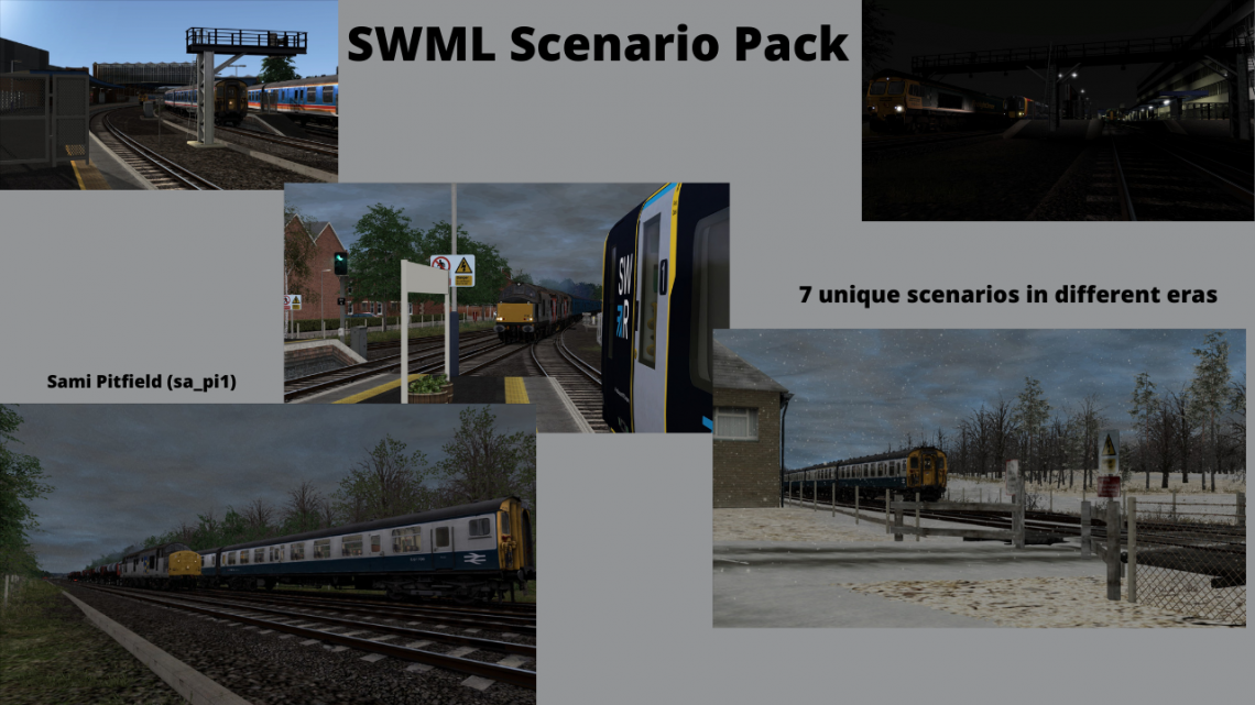 South Western Mainline Scenario Pack