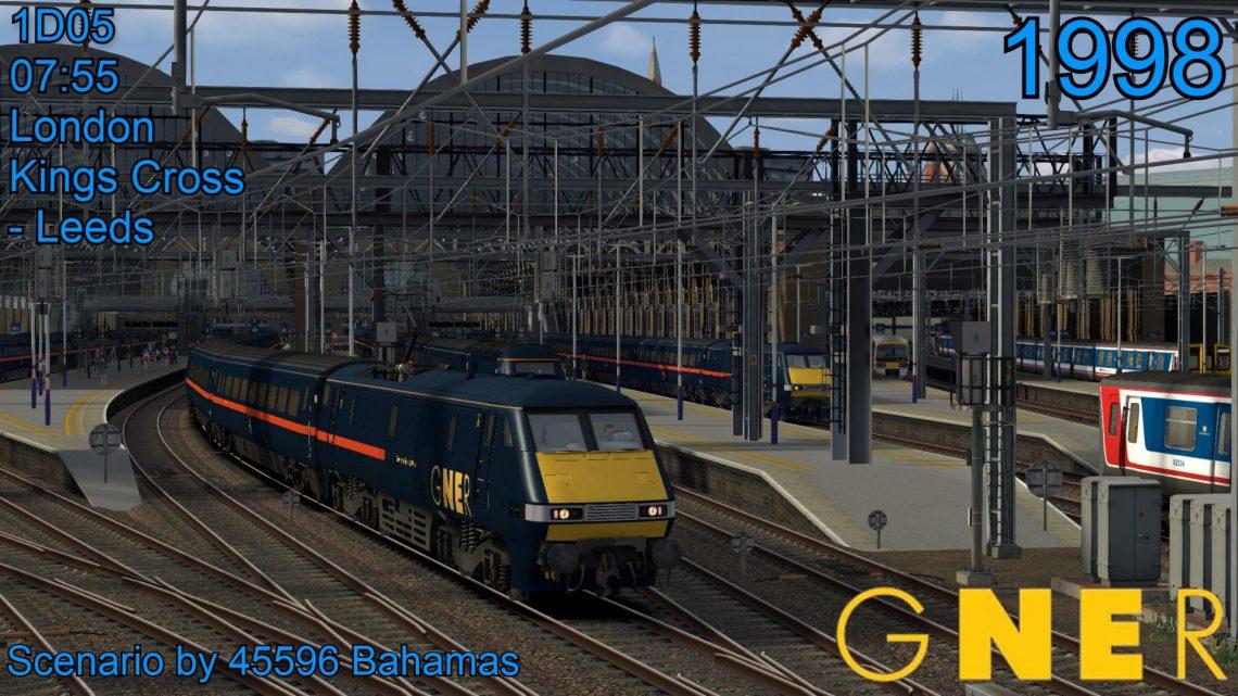 [CH] 1D05 07:55 London Kings Cross – Leeds