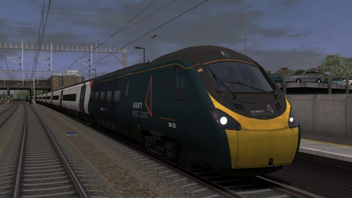 1F24 1757 Euston to Liverpool Lime Street