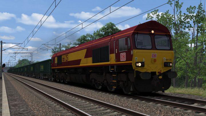 656B 0703 Moreton-on-Lugg to Washwood Heath Up Sidings