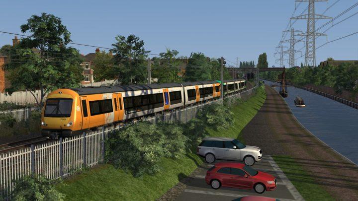 1V20 0650 Birmingham New St to Hereford