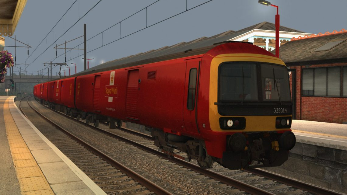 1S96 1621 Willesden PRDC to Shieldmuir RMT