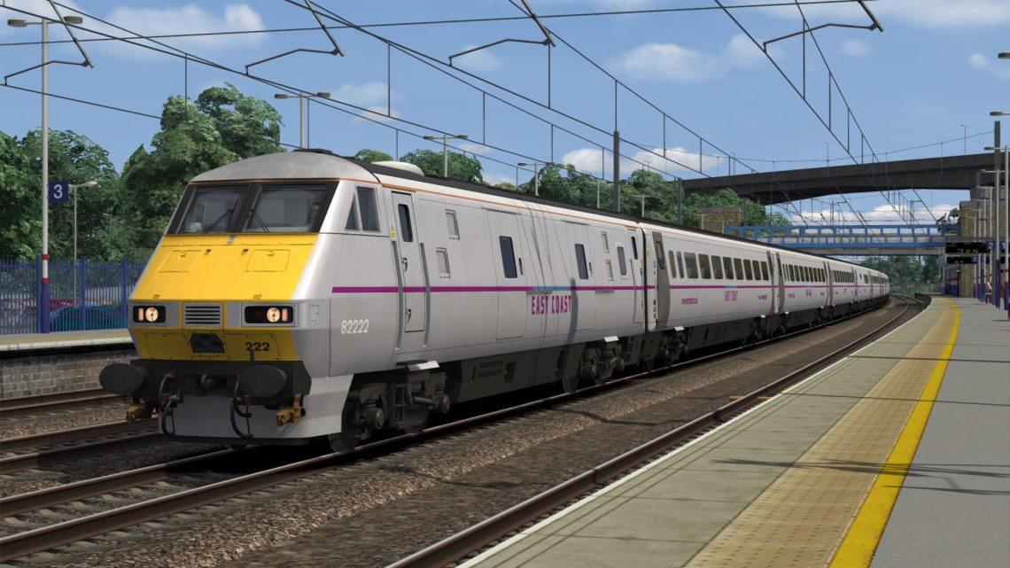 0545 Edinburgh to Kings Cross