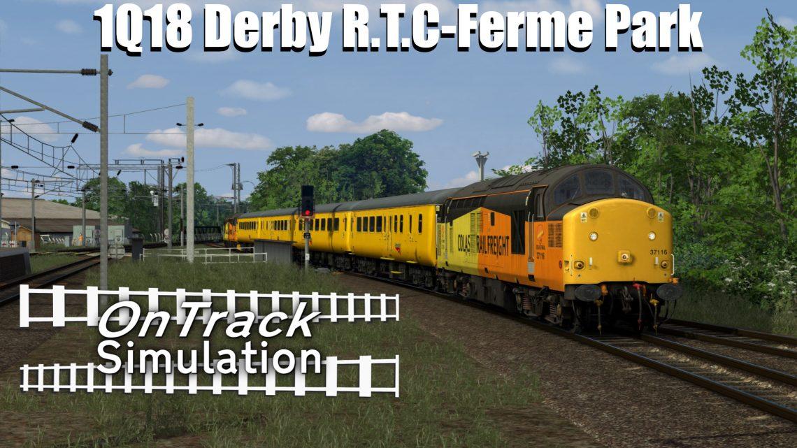 [OTS] 1Q18 Derby R.T.C-Ferme Park