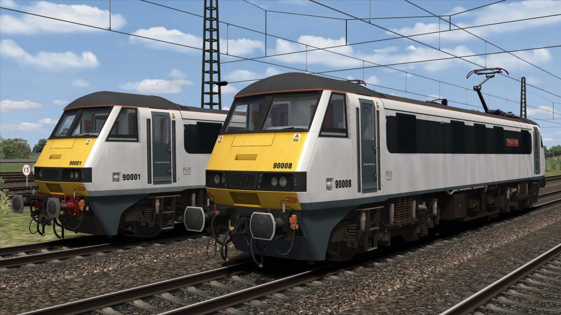 Class 90 Ex-Greater Anglia