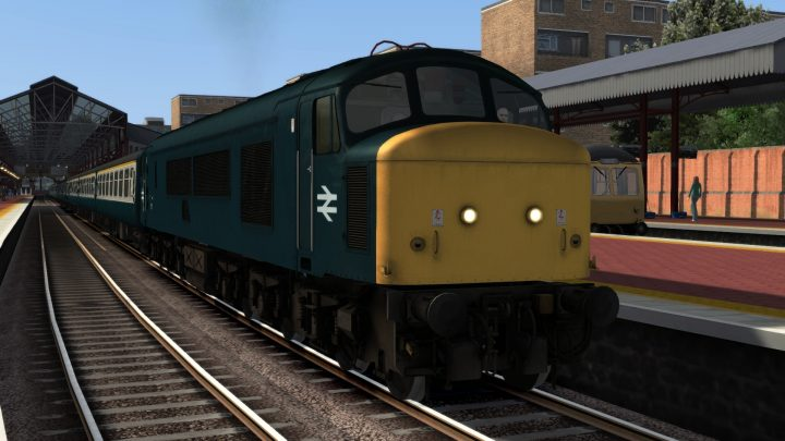 [Train Simulator 2021][TASH][Class 45 Peak]London To Birmingham Chiltern Main Line Scenario