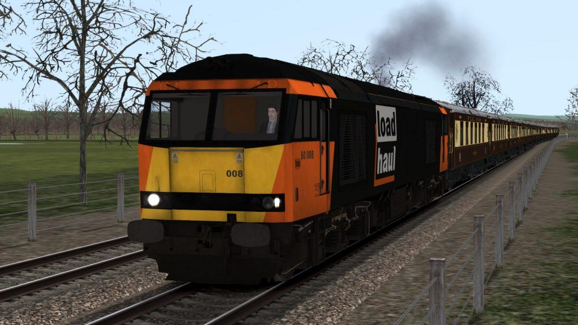 [Train Simulator 2021][TASH][Class 60 Loadhaul]Devon Pullman Scenario for the Riviera Line