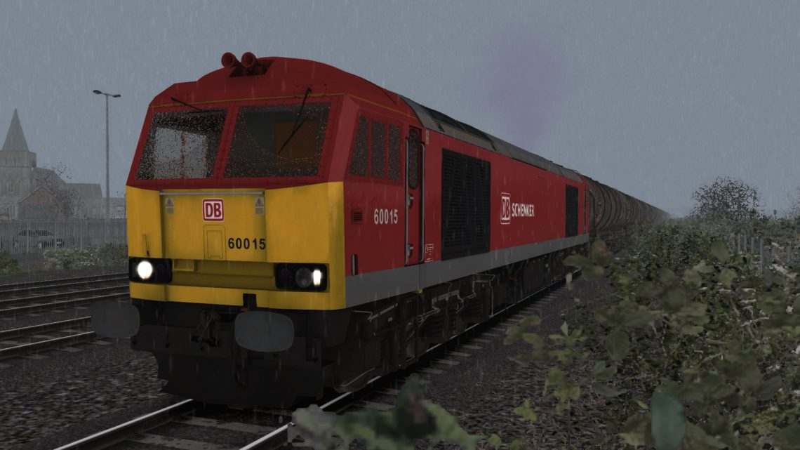 [Train Simulator 2021][TASH][Class 60 DBC]Westerleigh to Robeston Puma Sidings – WARNING! ULTRA HARD SCENARIO!