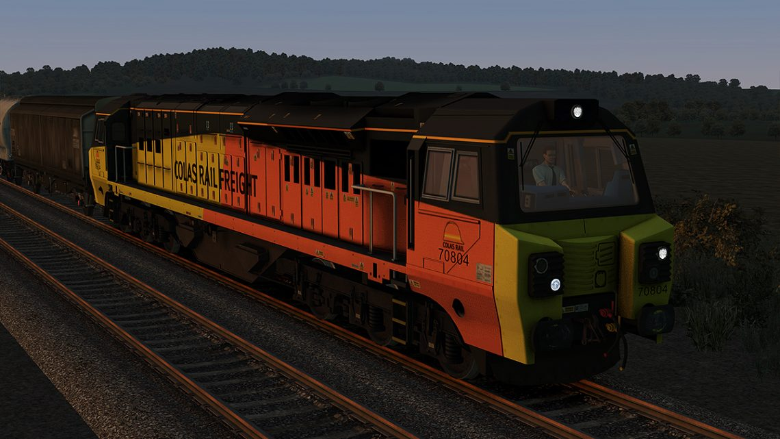 Colas Class 70 Fix / Full Package