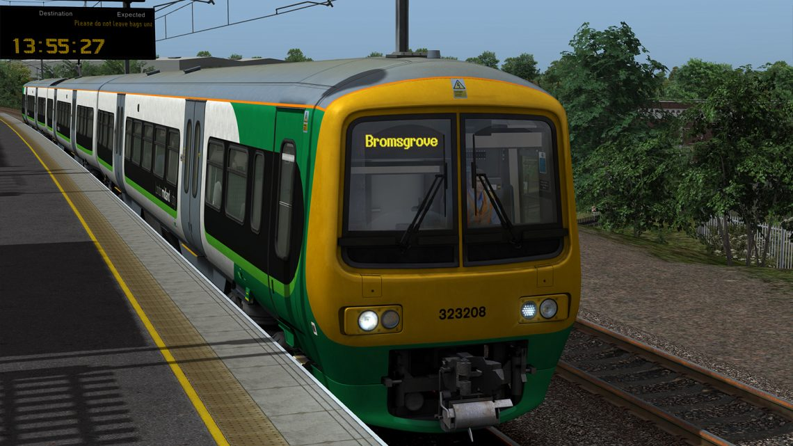 Class 323 LM Destinations