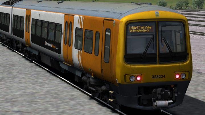 Class 323 WMR Destinations