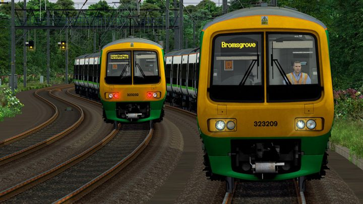 2O01 0601 Birmingham New Street to Bromsgrove