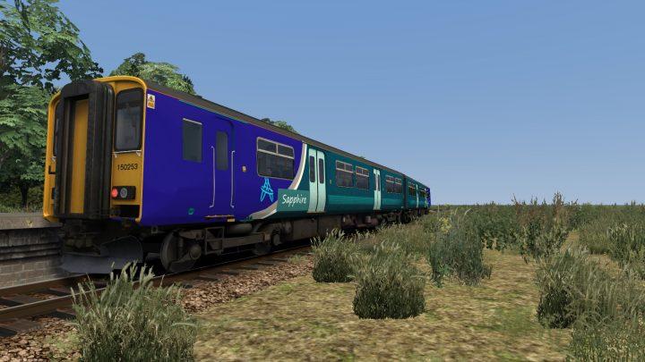 Arriva Sapphire Class 150/2