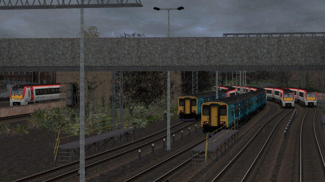 1B94 15:12 Cardiff Central-Llanelli