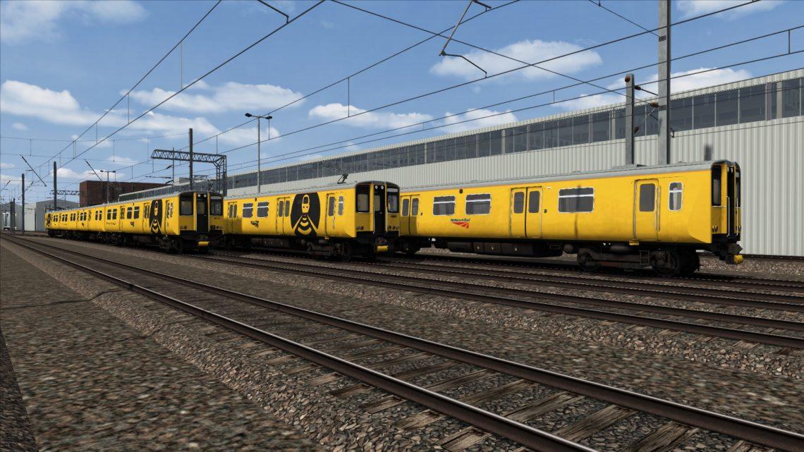 Class 313: Network Rail ERTMS