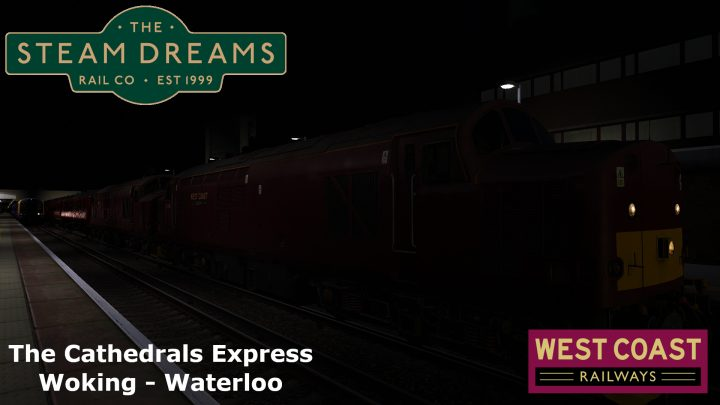 [JC] The Cathedrals Express