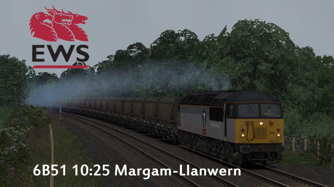6B51 10:25 Margam-Llanwern