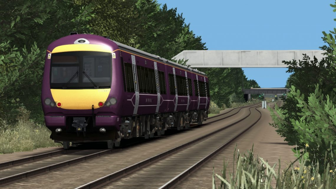 5T02 Nottingham Eastcroft to Nottingham Eastcroft
