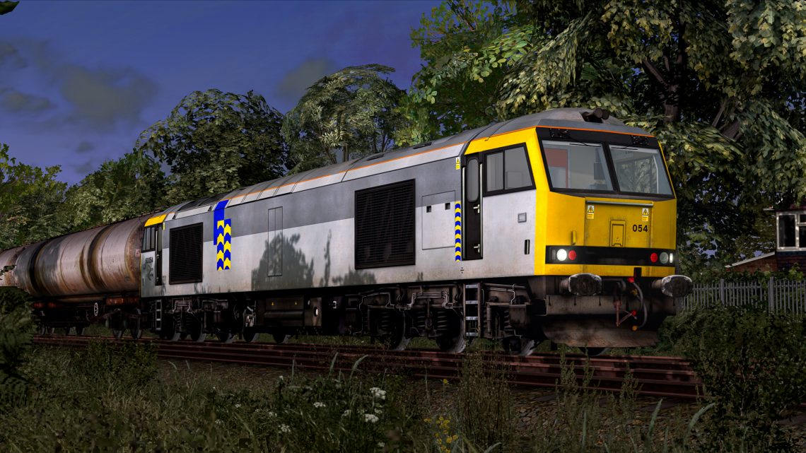 6D43 1531 Jarrow Shell to Lindsey Oil Refinery