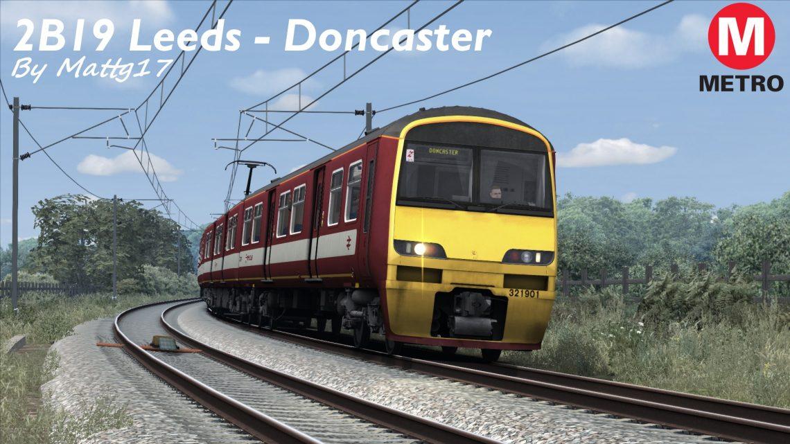 2B19 14:21 Leeds – Doncaster (1993)