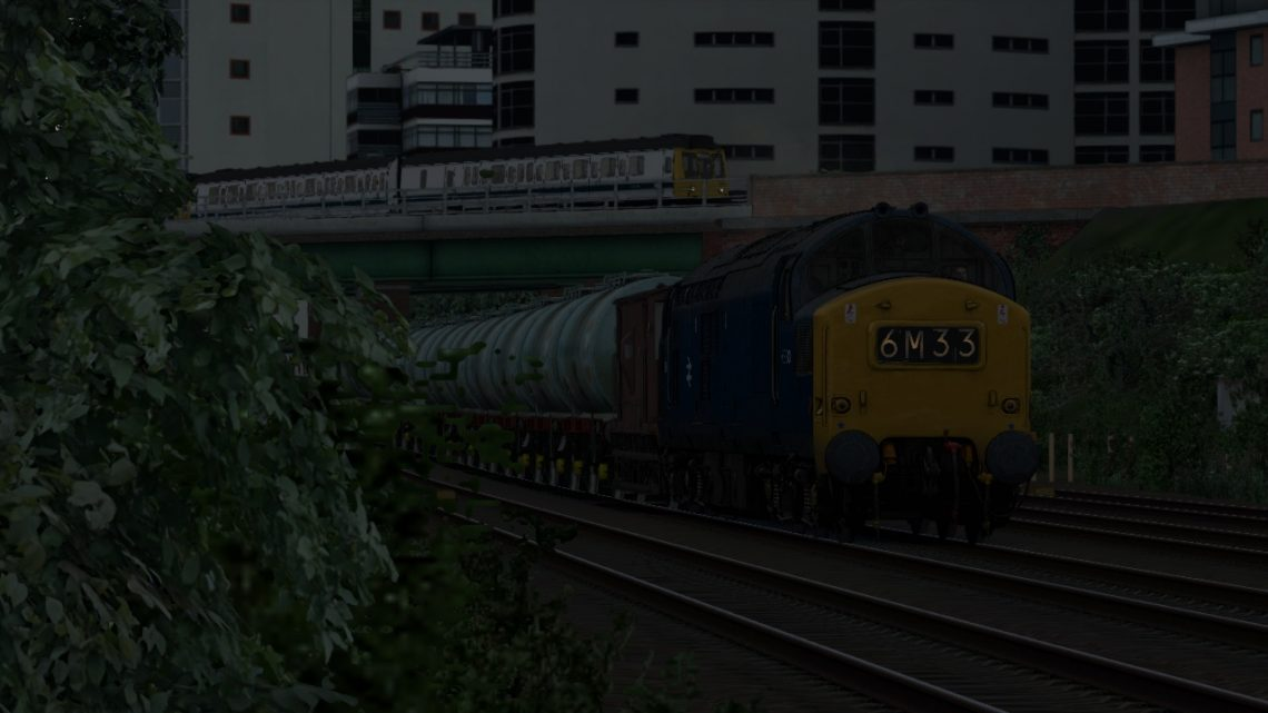 MLH: 6M33 Hebrandston to Shrewsbury for South Wales Coastal BR Sectors