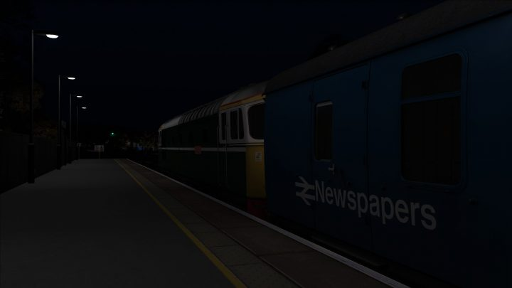 [MW] 1P03 0230 London Waterloo-Portsmouth & Southsea