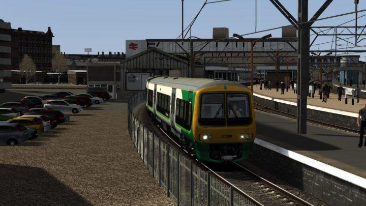 16:48 Wolverhampton to Birmingham