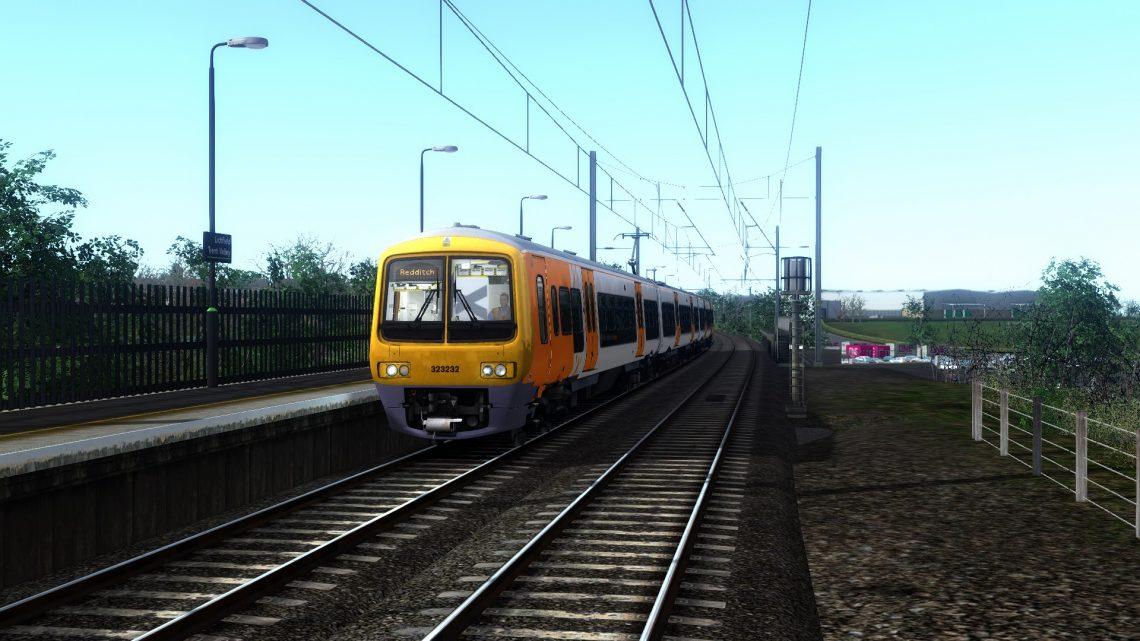 Class 323 West Midlands Railway