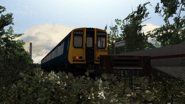 (RP) Watford-Croxley-Watford. 1989