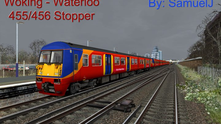 Woking – Waterloo 455/456 Stopper
