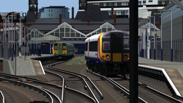 Portsmouth & South Sea to Littlehampton