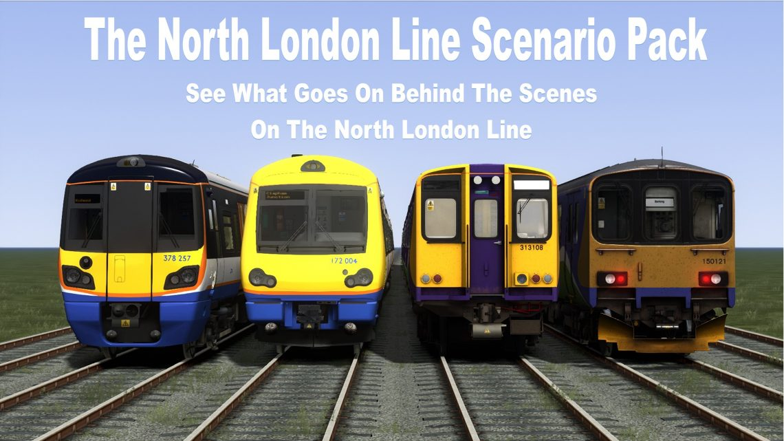 Train Simulator 2021: The North London Line Scenario Pack Add-On