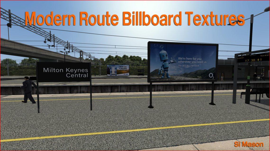 Modern Route Billboards