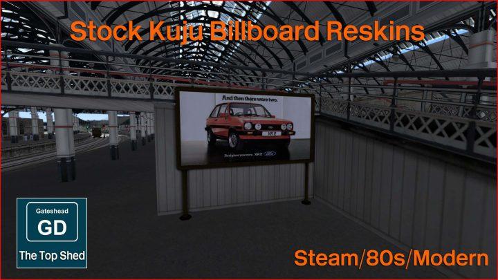 Kuju Billboard Reskins