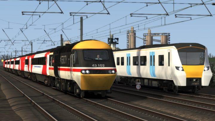 (FGN) 1B63 16:45 Nottingham – London St Pancras