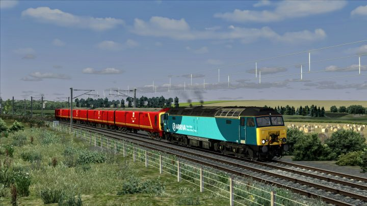 [SC] 1M03 Shieldmuir RMT – Warrington RMT