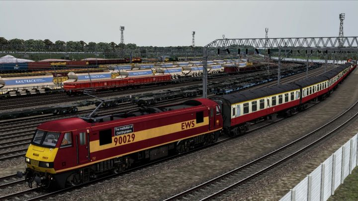 [SC] 1Z67 London Euston – Southport