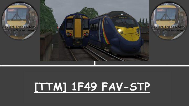 [TTM] 1F49 FAV-STP