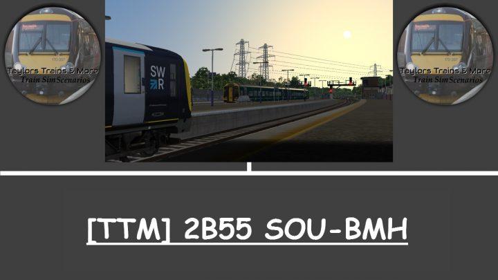 [TTM] 2B55 SOU-BMH