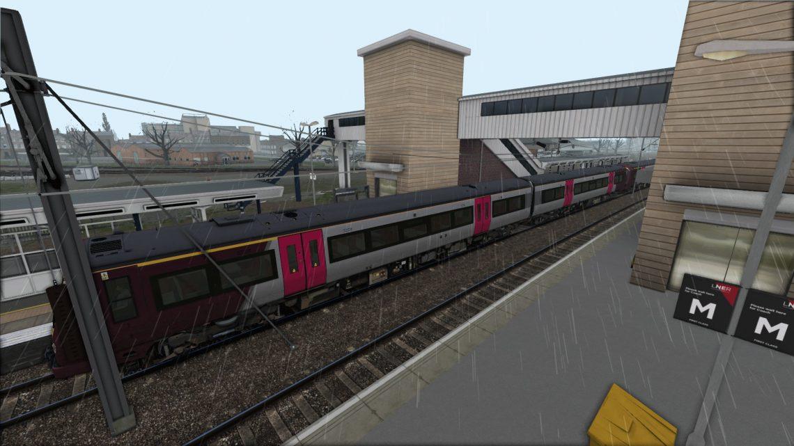 1. 1L34 – Birmingham New Street To Cambridge – Morning, Stormy, Spring