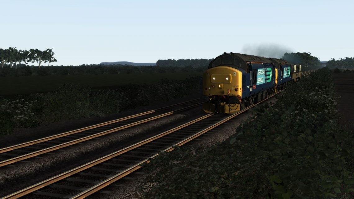 [CT] 6V74 01:58 Crewe Coal Sidings-Bridgwater F.D (2015)