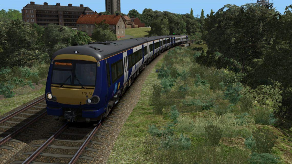 2C95 Leeds to Knaresborough