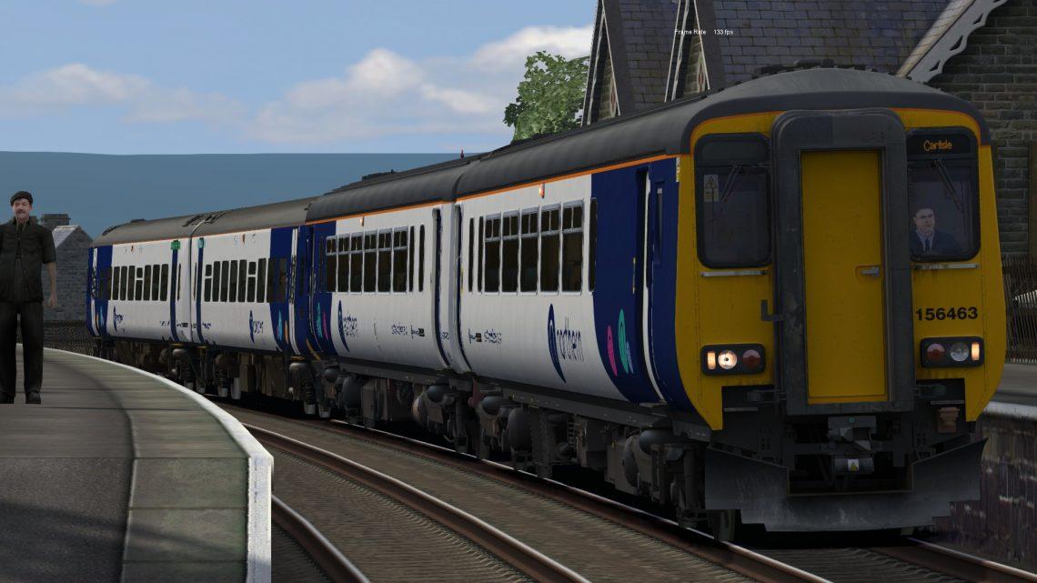 2H12 Settle to Carlisle
