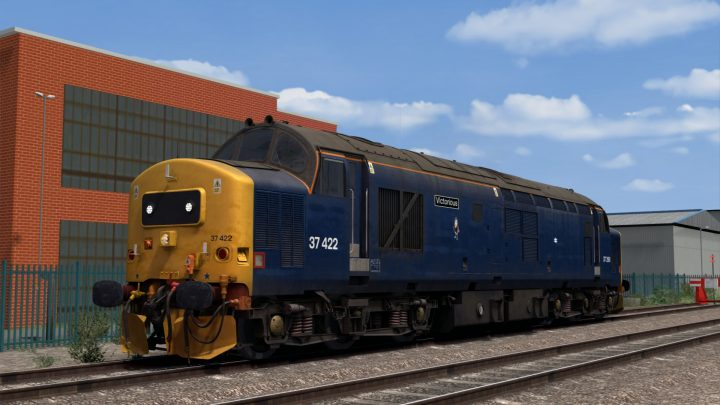 Direct Rail Services 37422