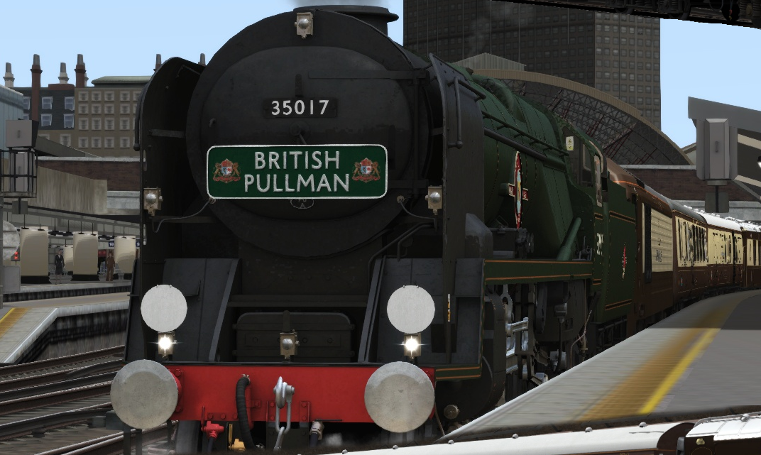 The Full Belmond British Pullman Pack. V1.5