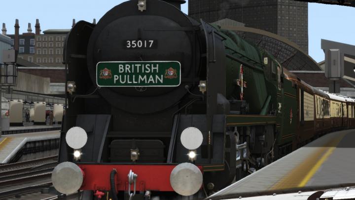 The Full Belmond British Pullman Pack. V1.3