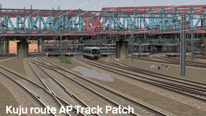 Kuju Route AP Track Patch