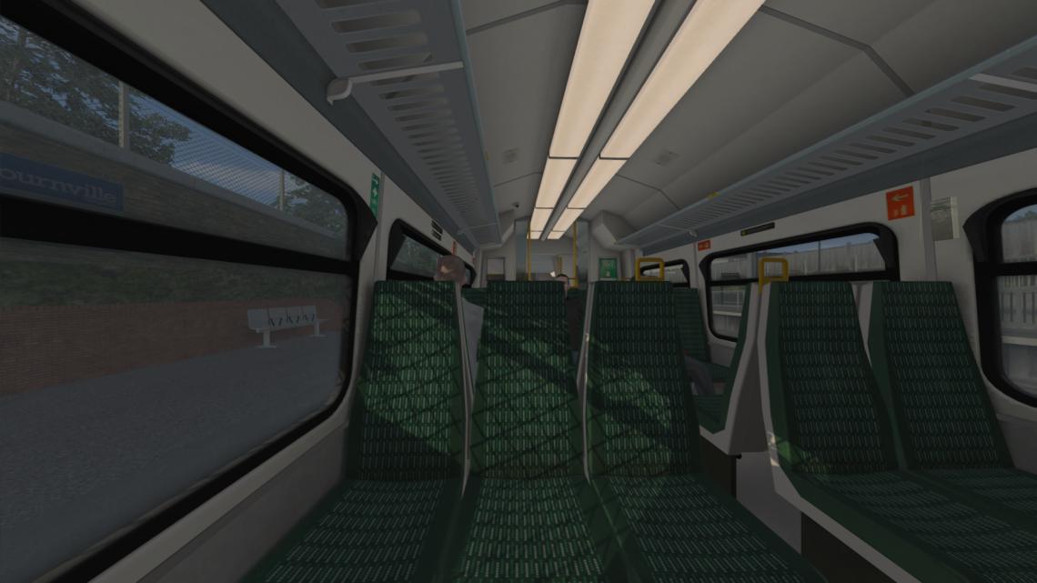 Class 323 Passenger View Patch