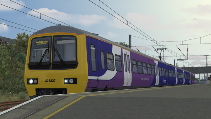 Class 323 Northern Rail
